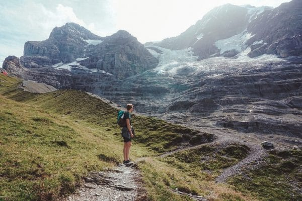 hike lauterbrunnen eigergletsjer