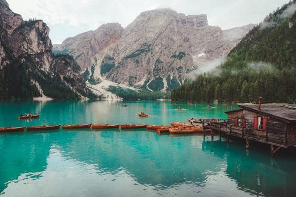 tips bezoek lago di braies dolomieten