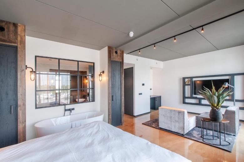 hotelkamer met bad nederland