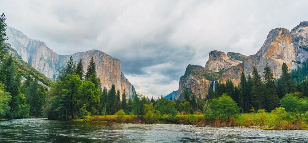 Overnachten in Yosemite Valley