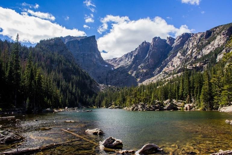 Rocky Mountain National Park bezoeken
