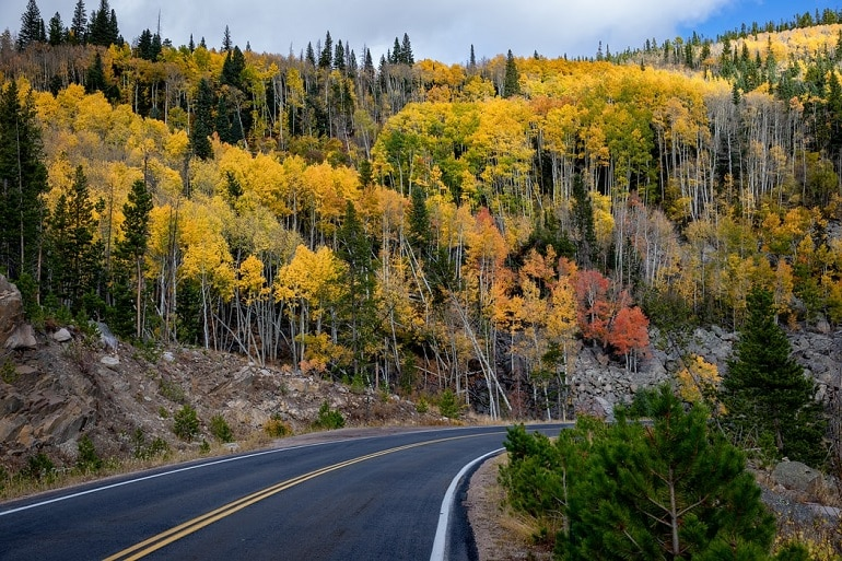 Rocky mountain national park hoogtepunten
