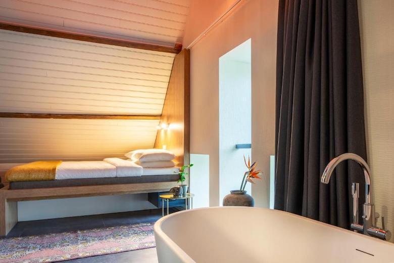 Utrecht hotel met bad