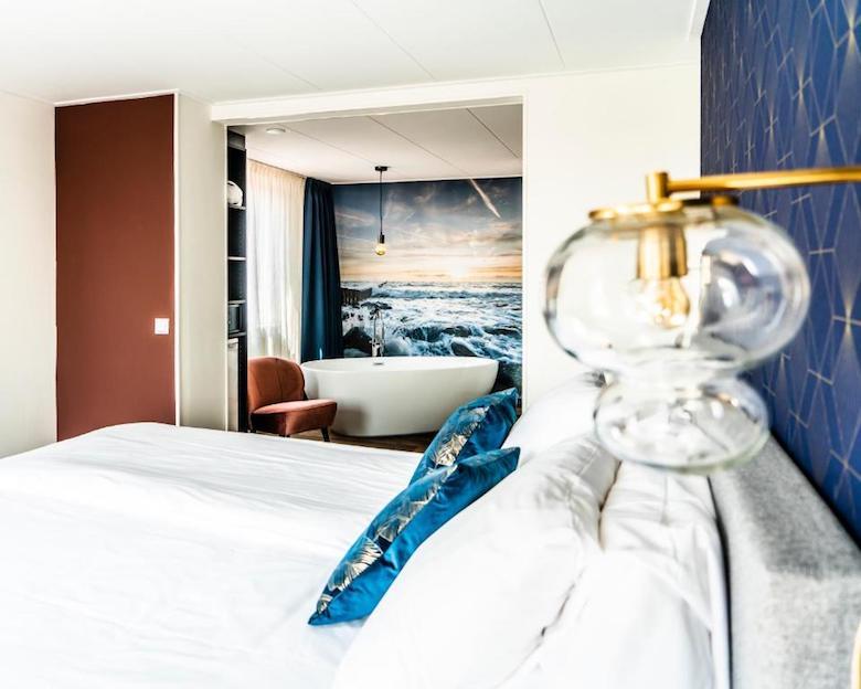 Zeeland hotel met bad op kamer