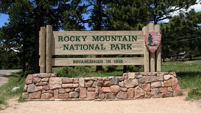 Highlights Rocky mountain national park