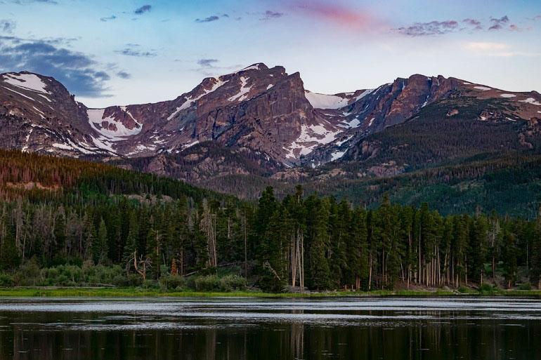 hoogtepunten rocky mountain national park