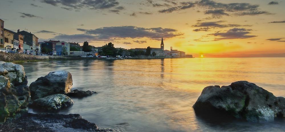 overnachten porec kroatie