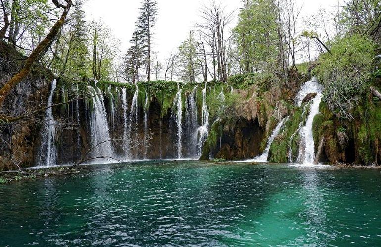 watervallen plitvice nationaal park