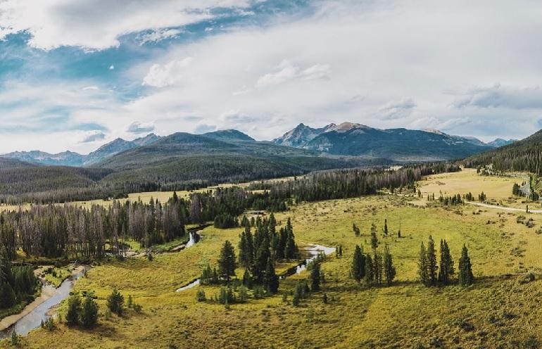 Wat doen in Rocky mountain national park