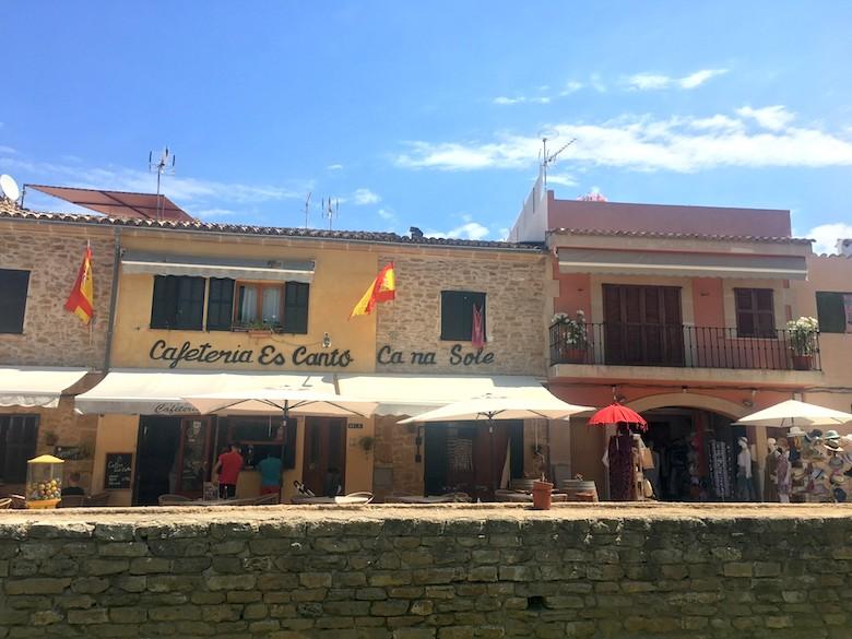 Oude centrum Alcudia
