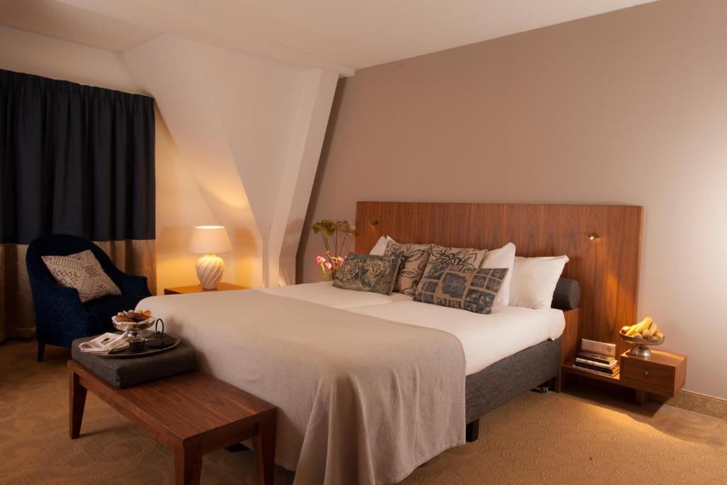 Luxe kamer met sauna zeeland