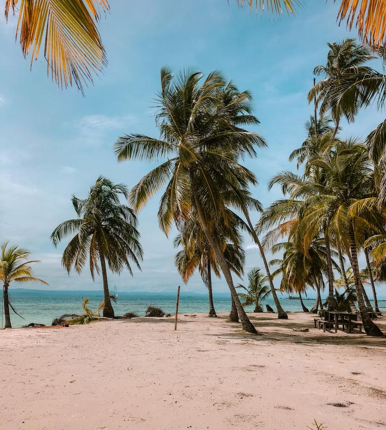 Panama San Blas eilanden