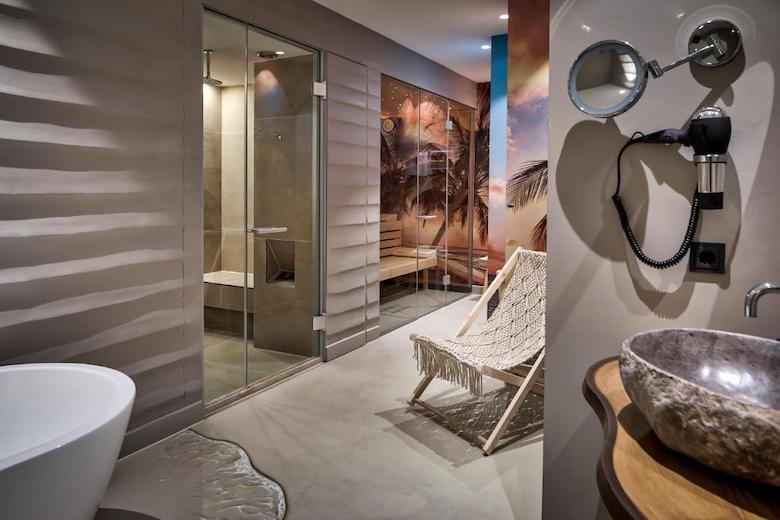 sauna op hotelkamer brabant