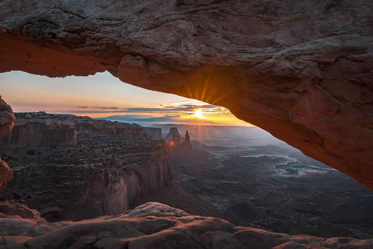 Bezienswaardigheden Canyonlands