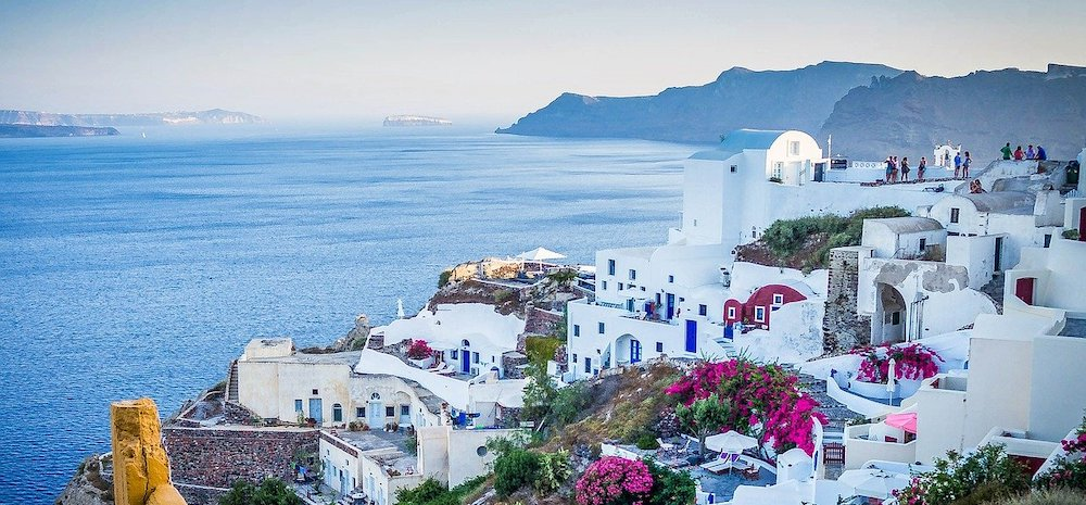 Griekenland open vakantie