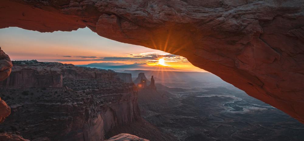 zien in canyonlands national park