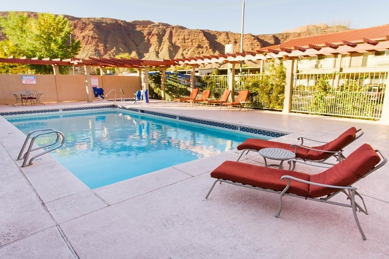 Hotels in Moab