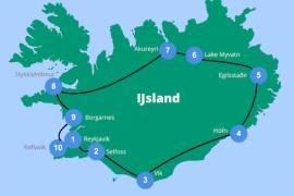 Rondreis ijsland 10 dagen