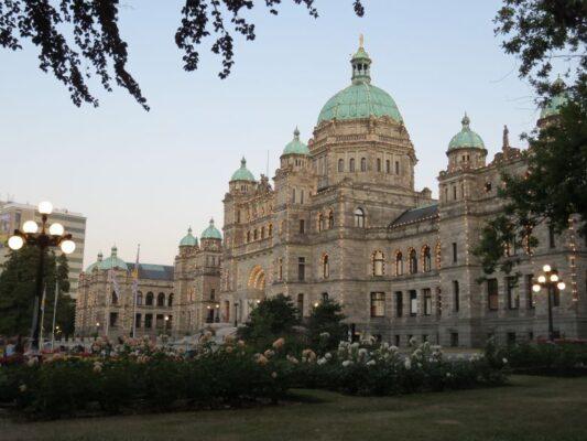 Victoria - BC Parliament Building