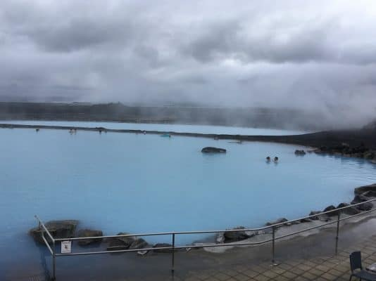Warmwaterbron IJsland