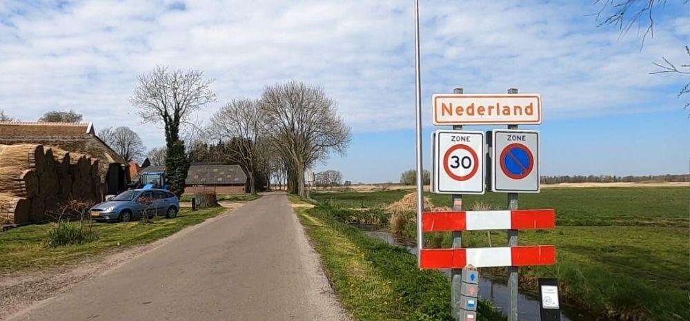 Fietsen door Nederland
