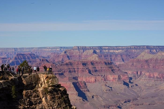 Bezienswaardigheden Grand Canyon