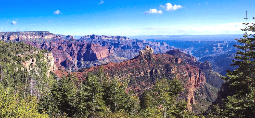 Hoogtepunten Grand Canyon National Park
