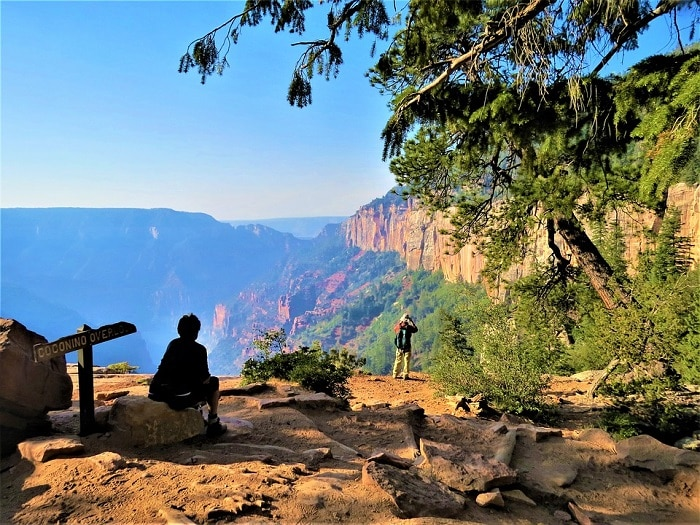 Wat doen in Grand Canyon national park