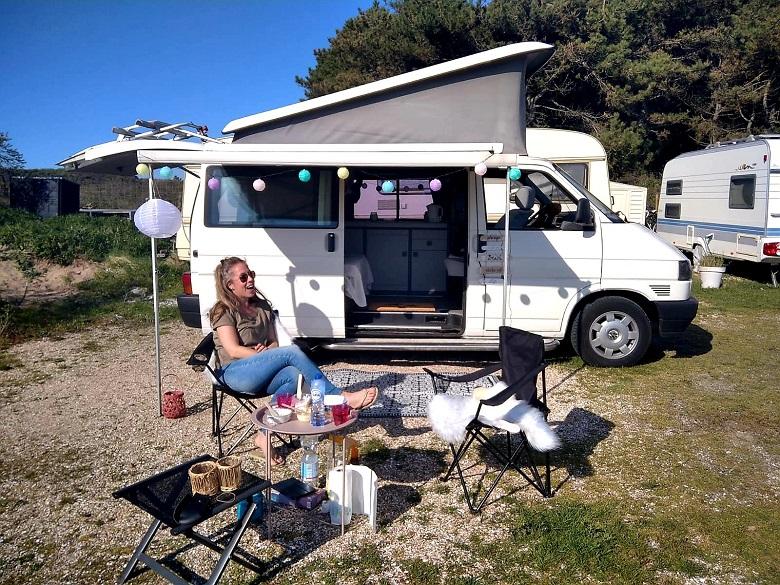 Camper vakantie in Nederland