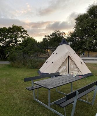 camping hadsund