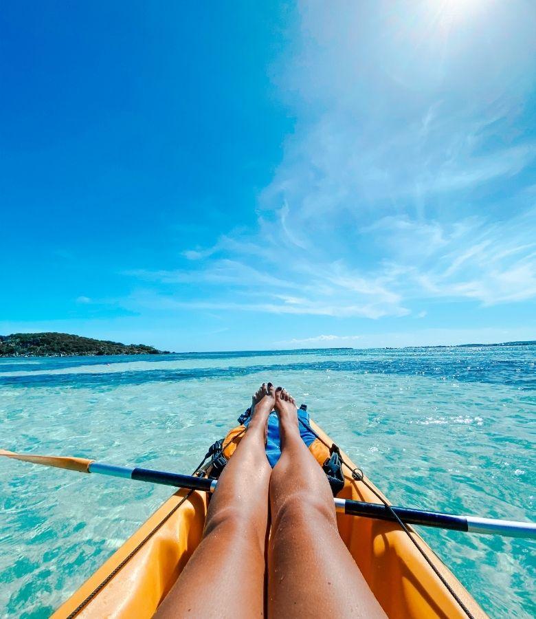kayak op st maarten
