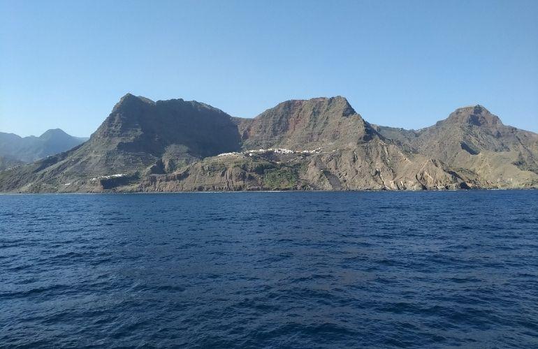 La gomera canarische eilanden