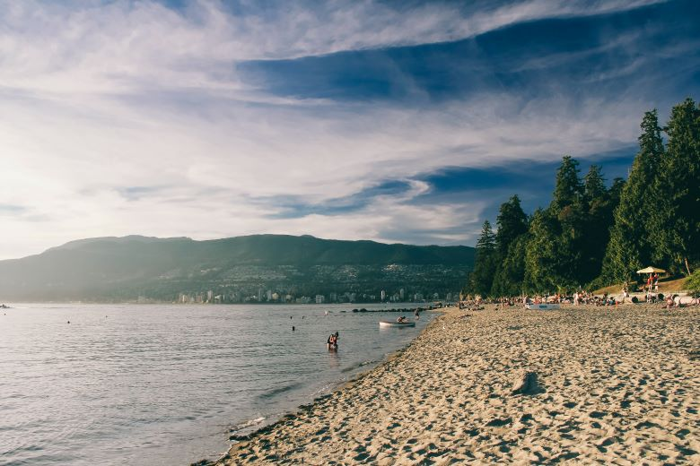 Stranden Vancouver
