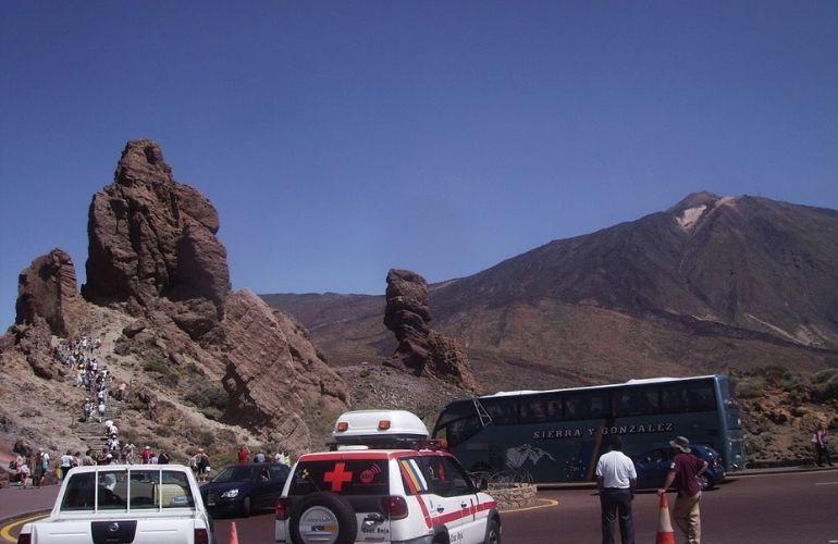 Tenerife excursies