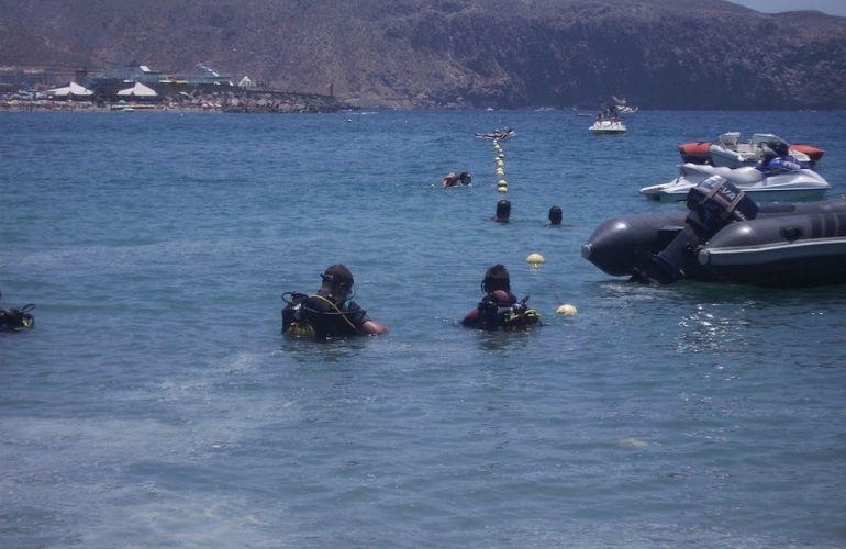 duiken tenerife