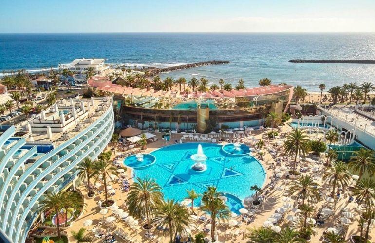 hotels playa de las americas