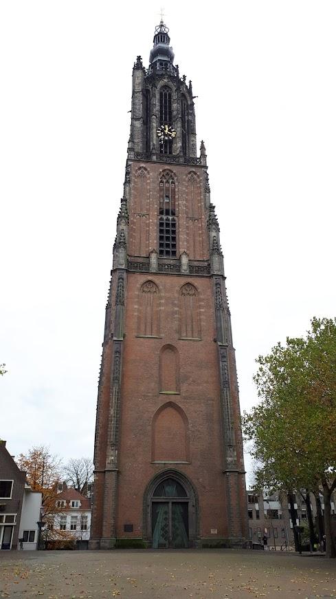 kerktoren beklimmen amersfoort