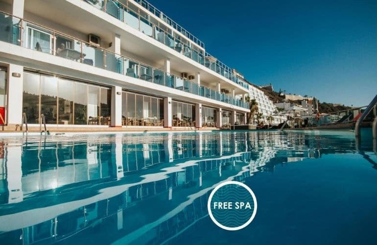 relax hotels gran canaria spa
