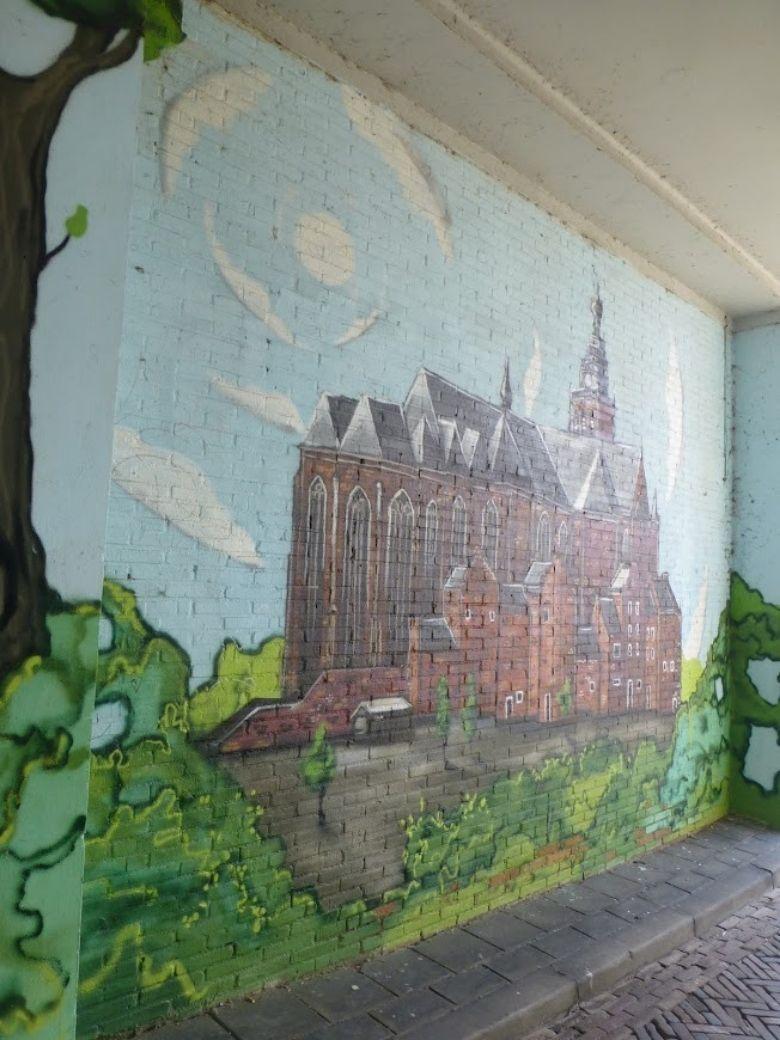streetart nijmegen