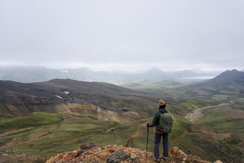Inpakken Laugavegur IJsland