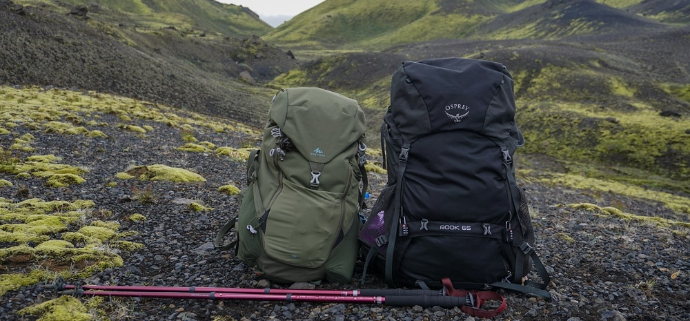 Inpaklijst Wat Meenemen Trail Laugavegur IJsland