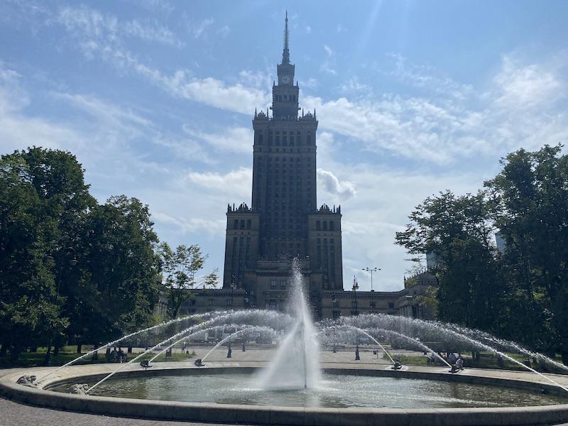 To do Warschau