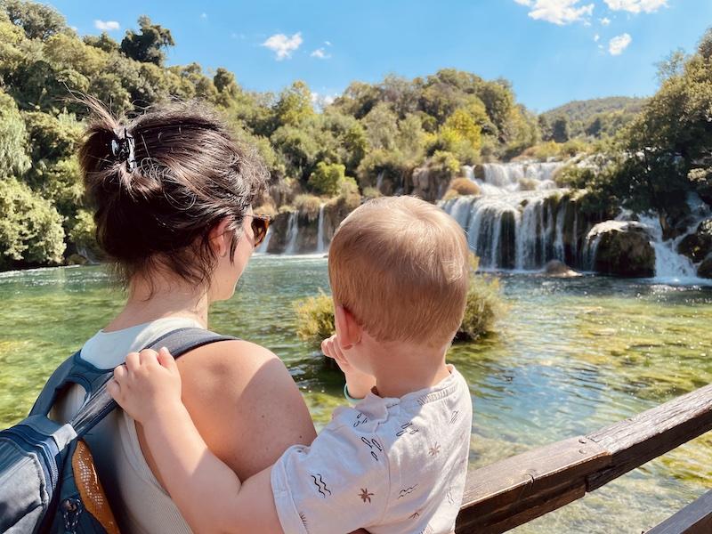 Krka national park bezoeken