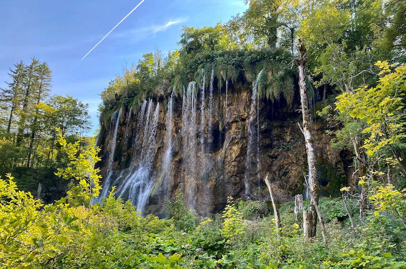 Plitvice mooiste watervallen