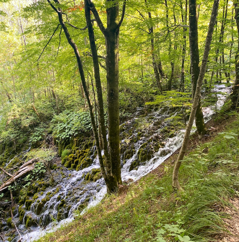 Plitvice route E