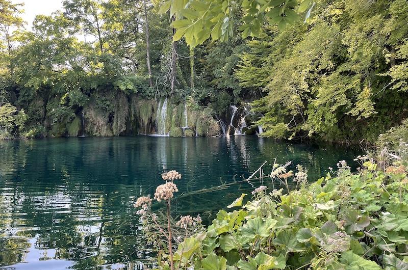 Route E Plitvice lakes