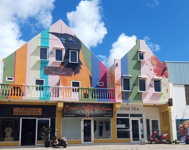 Hotel tip Bonaire
