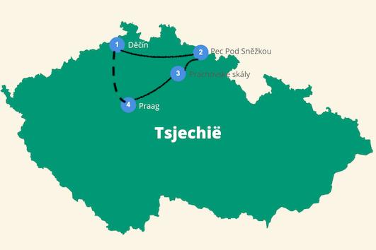 bohemen tsjechië roadtrip
