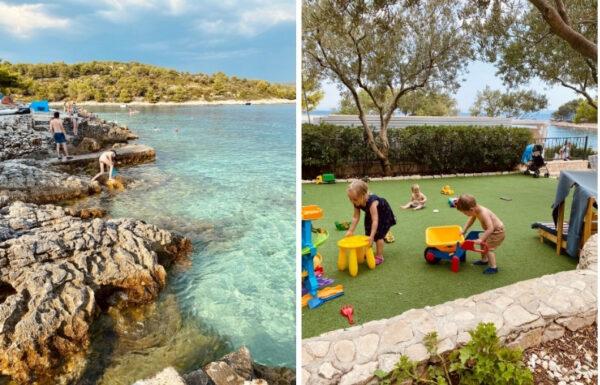 camping kinderen kroatie