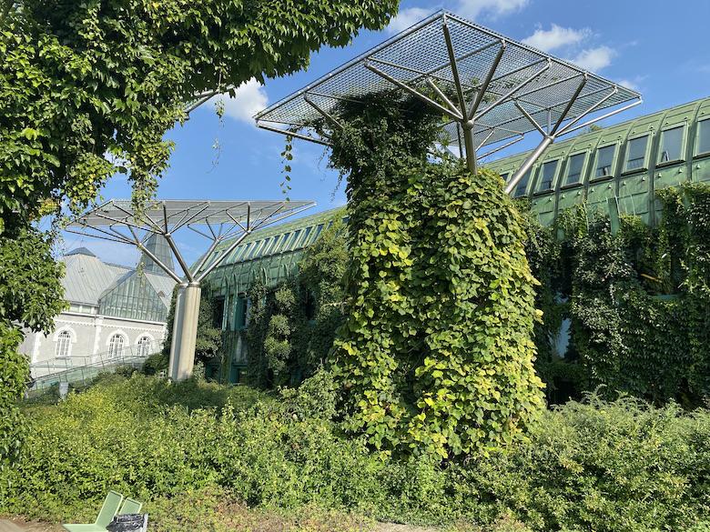 Warschau rooftop gardens